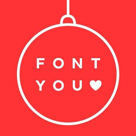 Typography Enthusiast Apps - FontYou is a Convenient Destination for Designers and Typeface Lovers