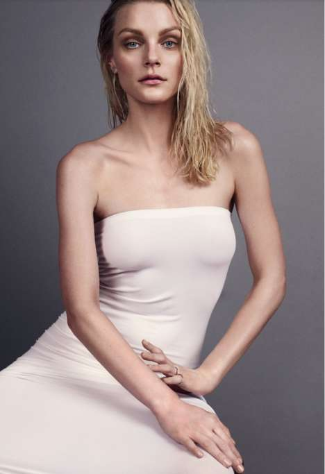 Understated Elegance Editorials - The Jessica Stam S Moda Cover Shoot Features Minimalist Fashion