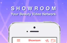 Interactive Beauty Apps - This Beauty Tutorial App Lets You Shoot and Share Makeup Videos