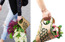 Redesigned Bouquet Carriers