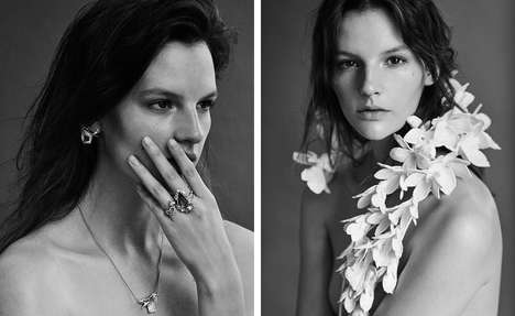 Animal-Inspired Jewelry - This Exotic Jewelry Line is Inspired by Edangered Species
