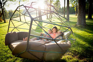 These Suspended Seats are Perfect for Lounging in the Great Outdoors