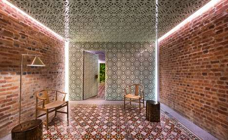 Exotically Urban Accommodations - Loke Thye Kee Residences is a Boutique Hotel in Penang, Malaysia