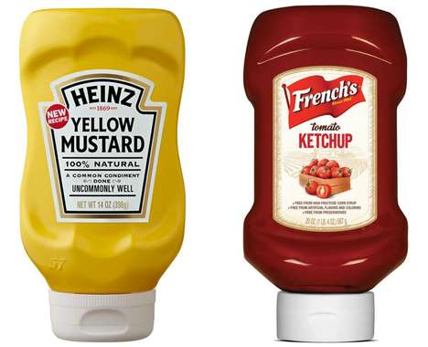 Competitive Condiment Ads