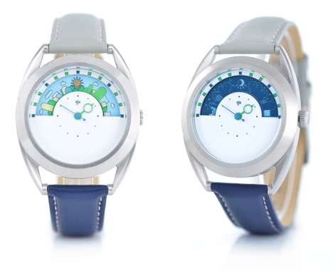 Video Game-Inspired Watches