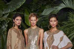 The Naeem Khan Resort Collection Offers International Style