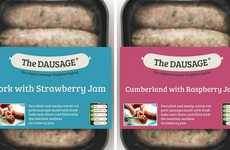 The 'Dausage' is a Strange New Hybrid Pastry Made Out of Sausage