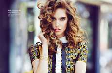 Metropolitan Blogger Photography - Cosmopolitan's Chiara Farragni Feature is Effortlessly Chic