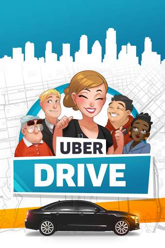 Interactive Taxi Learning Tools - UberDRIVE is Training Tool to Enhance Navigational Skills