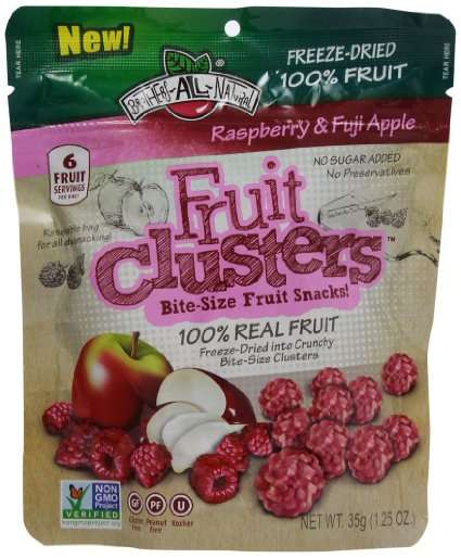 Crunchy Fruit Clusters - Brothers All Natural Turns Freeze-Dried Fruit into Crunchy Snacks
