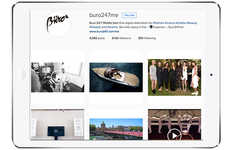Minimalist Social Media Makeovers - The New Instagram Layout Includes Larger Photographs