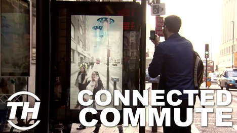 Connected Commute - Misel Saban Discusses the Role Technology in Public Places is Now Playing