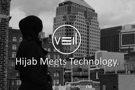 Weather-Resistant Hijabs - This High-Tech Veil is Heat Resistant & Waterproof