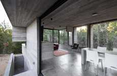 Effortlessly Austere Homes