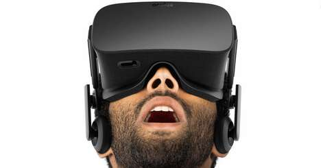 Affordable Gamer VR Headsets - The Oculus Rift Consumer Edition Works with Xbox One Controller