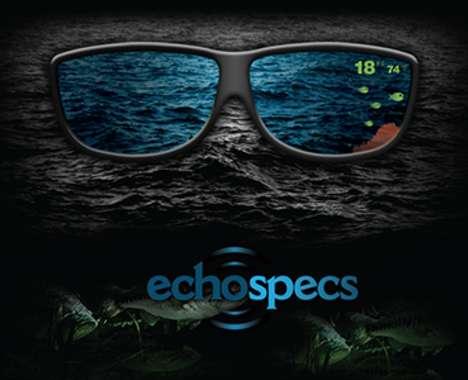 Fish-Finding Sunglasses