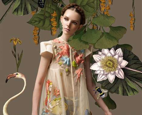 Floral Spring Fashion