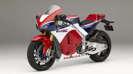 Collectible Street Motorbikes - The Honda RC213V-S is an Uber-Collectible Production Street Bike