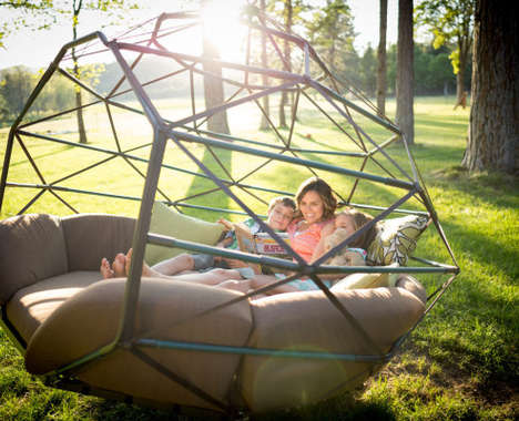 100 Pieces of Backyard Furniture