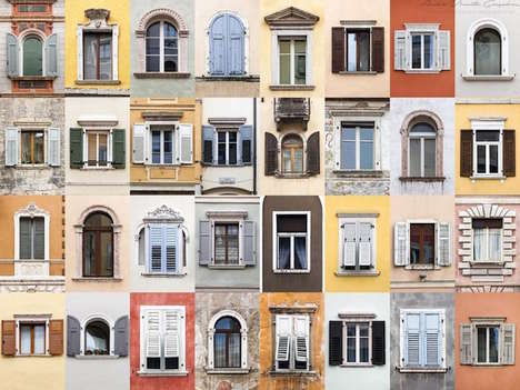 Worldly Window Series - Andre Vicente Goncalves Captures the Variety of This Architectural Detail