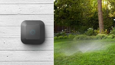 App-Controlled Sprinklers - The 'Blossom' Sprinkler System Makes Garden Irrigation More Efficient