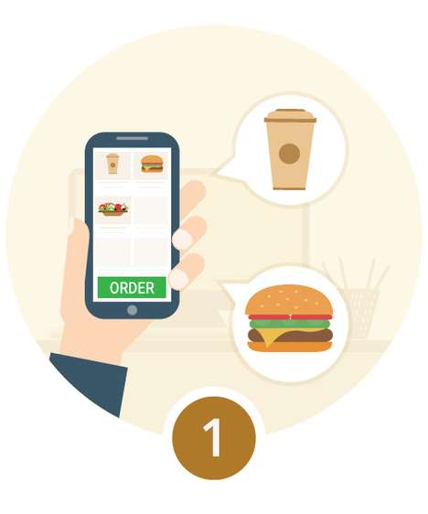 Convenient Ordering Apps - This Food Ritual App Will Have Your Order Waiting For You to Pick Up