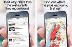 Chef-Curated Food Apps - Find. Eat. Drink. Lets Users Drink and Dine Like the Pros