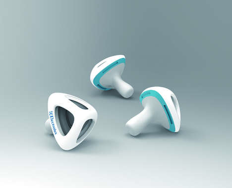 Air-Purifying Pacifiers