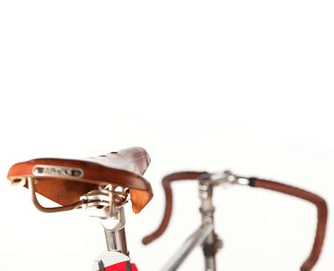 Upcycled Bike Reflectors