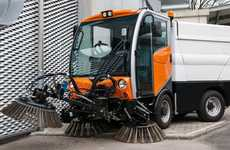 Hybrid Road Sweepers