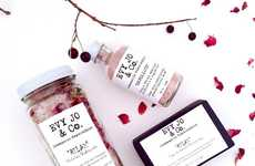 All-Natural Homemade Cosmetics - Evy Jo and Co is a Chic Montreal-Based Natural Skincare Range