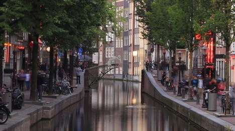 3D-Printed Bridges - This Amsterdam Bridge Will Be Built Using Industrial Robots