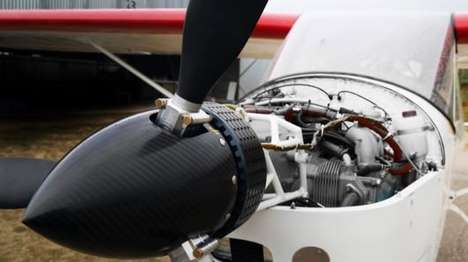 Retrofitted Aircraft Engines - This Electric Aircraft Engine Makes Light Aircraft Safer
