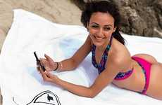 Anti-Sunburn Swimwear - Marie Spinali's Line of Smart Swimsuits Helps Protect Against Sun Damage
