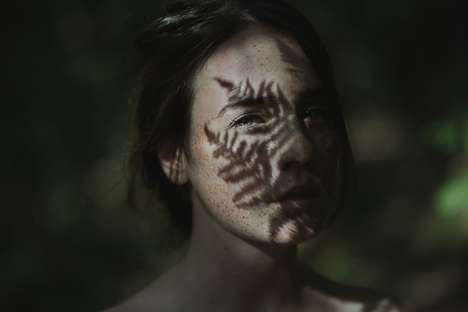 Ethereal Female Portraits - Alessio Albi Captures Dramatic Photos of Women in Natural Surroundings
