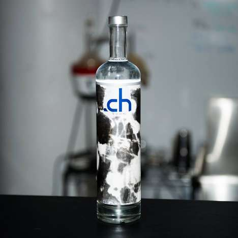 Locally Sourced Spirits - The 'CH Distillery' Makes Grain-to-Bottle Vodka from Local Ingredients