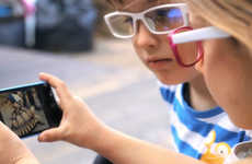 Anti-Radiation Eyewear - The 'Zappi' Glasses Help to Reduce Eye Strain Caused by Digital Devices