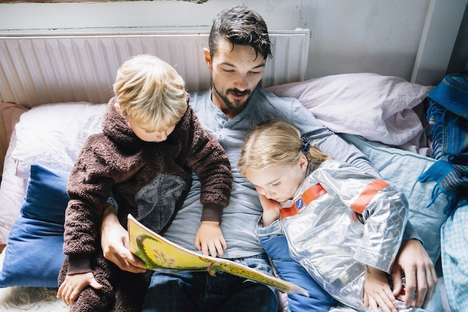 Paternal Lifestyle Guides - 'Fatherly' is a New Parenting Website Designed for Modern Fathers