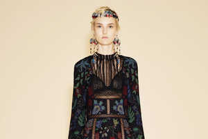 The Latest Valentino Resort Collection Features Nomadic Style