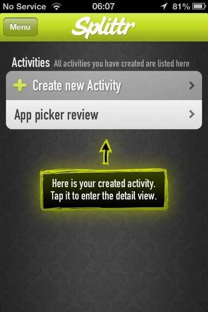 Cost Splitting Platforms - The Splittr App Helps Users Divide Up Bills Between Groups