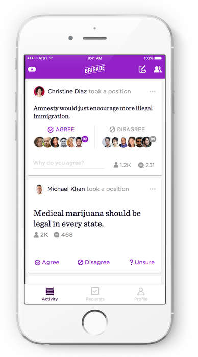 Political Social Networks - This New Online Platform Allows Users to Engage in Political Issues