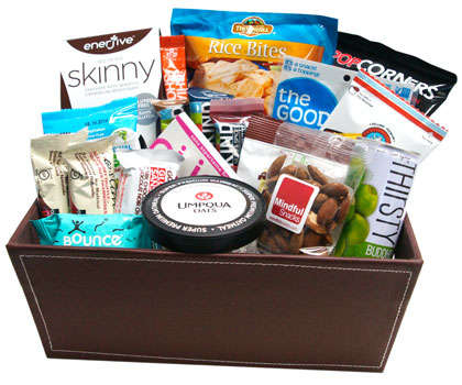 Corporate Food Packages - The Mindful Snacks Services Delivers Healthy Edibles to Offices