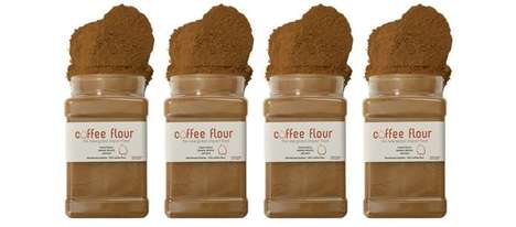 "Gluten-Free Coffee Flour - Coffee Flour is an Agricultural Innovation Deemed a ""Super-Ingredient"""
