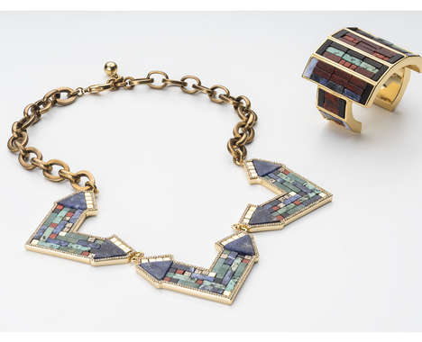 Mosaic Jewelry Collections