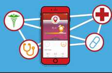 Crowdsourced Illness-Tracking Apps - This New Health App Tracks the Local Spread of Diseases