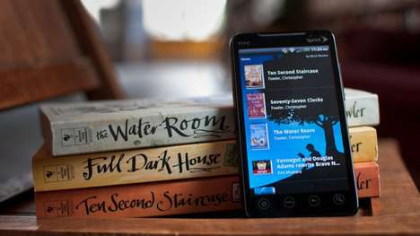Book Recommendation Apps - The 'ReadThisNext' App Helps You Choose the Perfect Book to Read