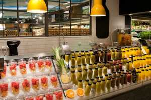 This Juice Bar Reduces Fruit Waste in This Stockholm Supermarket