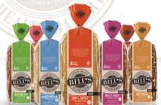 Classic Artisan Bread Branding - Bill's Organic Bread has Re-Invigorated its Brand after 10 Years