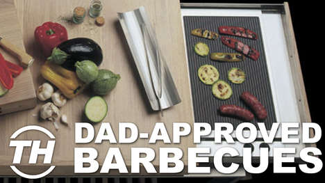 Dad-Approved Barbecues - Alyson Wyers Counts Down Her Top Picks for Father's Day BBQ Presents