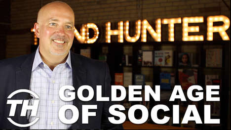 Golden Age of Social - Hootsuite's Rob Begg Discusses Business and the Social Relation Platform